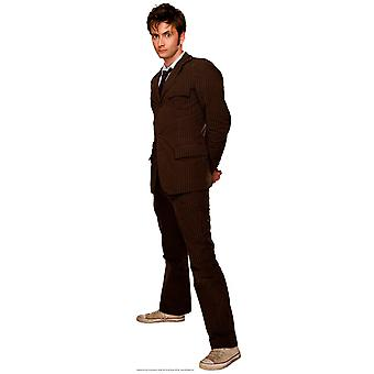 The Doctor - Brown Suit (David Tenant) Lifesize Cardboard Cutout / Standee