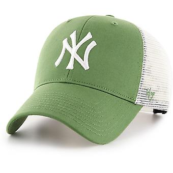 47 fire Trucker Cap - FLAGSHIP New York Yankees fatigue