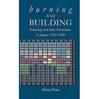 Formação de chamas e construção - escolaridade e estada no Japão - 1750-1