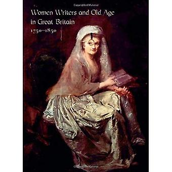 Women Writers en ouderdom in Groot-Brittannië, 1750-1850