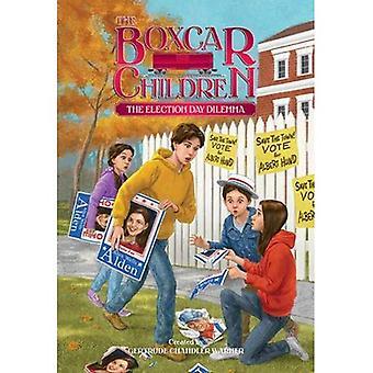 De verkiezingsdag Dilemma (Boxcar kinderen Mysteries)