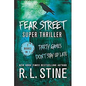 Angst straat Super Thriller