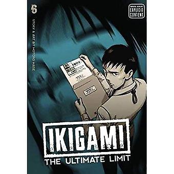 Ikigami: Den yttersta gränsen, volym 6