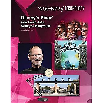 Disney Pixar: hur Steve Jobs förändrade Hollywood (Wizards of Technology)
