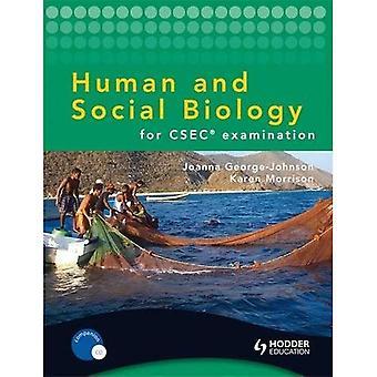 Soziale und menschliche Biologie für WBK-Prüfung