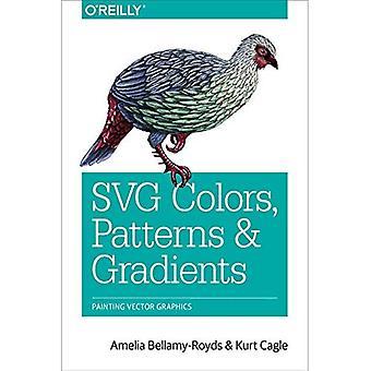 SVG värit, kuviot & kaltevuudet: Maalaus Vector Graphics