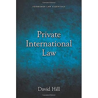 Private International Law Essentials (Edinburgh Law Essentials)