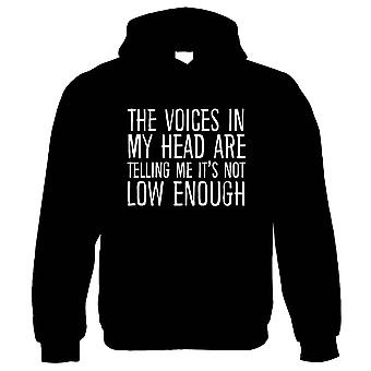 Voices In My Head It's Not Low Enough, Hoodie