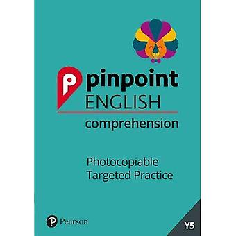 Pinpoint English Comprehension Year 5: Photocopiable Targeted Practice (Pinpoint)
