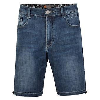Kam Jeanswear Lorenzo2 Denim shortsit
