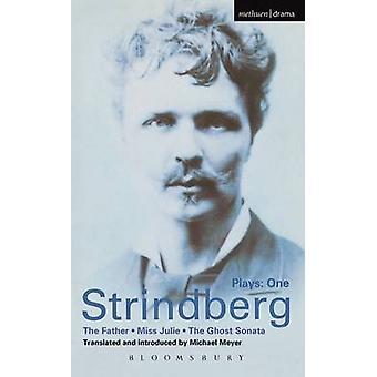 Strindberg spelar 1 den far Fröken Julie Spöksonaten av Strindberg & augusti