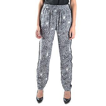 Marc By Marc Jacobs Grey Silk Pants
