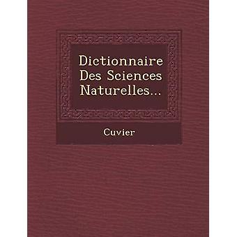 Dictionnaire Des العلوم الطبيعية... كوفييه