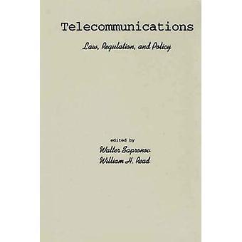 Regulamento de lei de telecomunicações e política por Sapronov & Walter