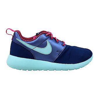 Nike Roshe One GS Insignia Blue/Vivid Pink 599729-406-Grundschule