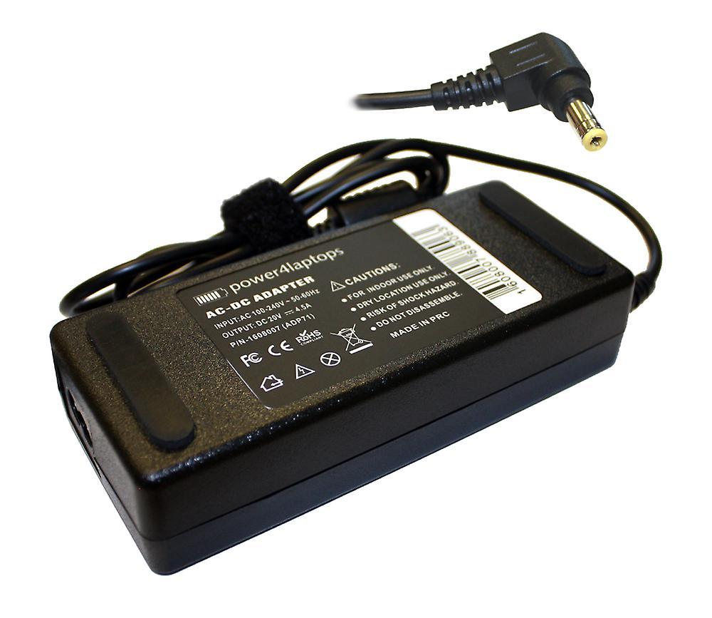 Fujitsu SiePour des hommes Amilo Pa 3553 portable Compatible AC adaptateur chargeur