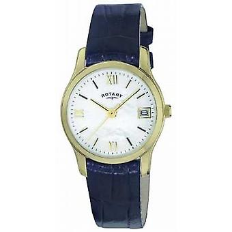 Rotary Traditional Ladies Strap LS02368/41 Watch