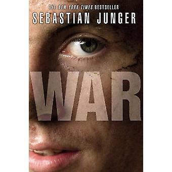 War by Sebastian Junger - 9780446556248 Book
