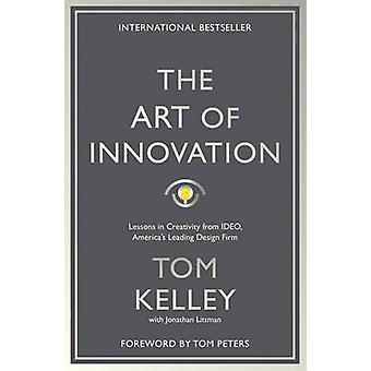 The Art of Innovation - Lessons in Creativity from IDEO - America's Le
