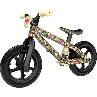 Chillafish BMXie Balance Bike Special Edition Sergeant Hearts Ages 2-5 Years