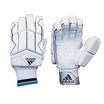 adidas Libro 4.0 Cricket Batting Glove Gloves Protection Mens Adult White/Blue