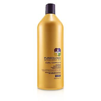Pureology Curl Complete Shampoo (For All Types of Colour-Treated Curls) - 1000ml/33.8oz