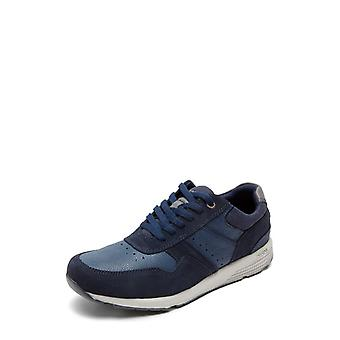 ROCKPORT Ts Laceup Sneaker Bleu Homme