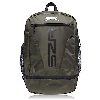 Slazenger Unisex Dual ACE volwassenen Bpack rugzak terug Pack tas