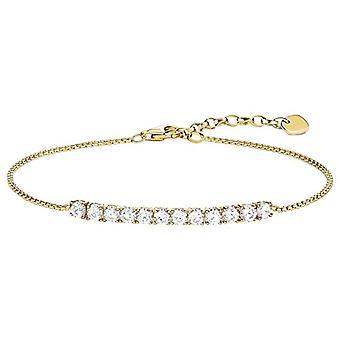 Thomas Sabo Link bracelet Women vermeil - A1540-414-14-L19.5v