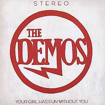 Démos - votre fille a Fun Without You [CD] USA import