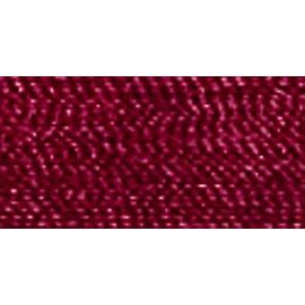 Silk Finish Cotton Thread 50Wt 164Yd Bordeaux 9105 109