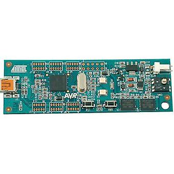 PCB design board Microchip Technology AT90USBKey-2
