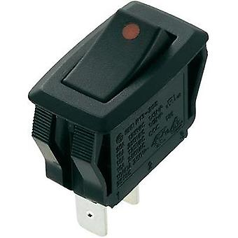 Toggle switch 250 Vac 16 A 1 x Off/On SCI R13-205A