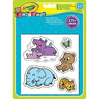 Crayola Animal Jumbo Stickers (Kids , Toys , Creativity , Stickers)