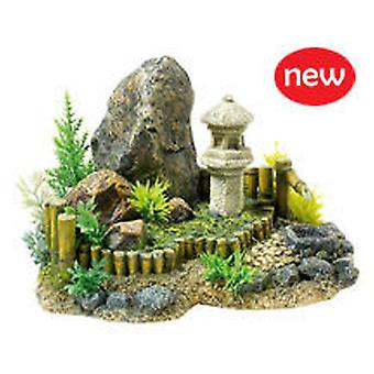 Classic For Pets Zen Garden / Plants 210mm (Peces , Decoración , Adornos)