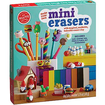 Make Your Own Mini Erasers Kit- K803750