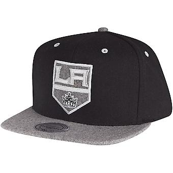 Mitchell & Ness Snapback Cap - WOOL-Los Angeles Kings