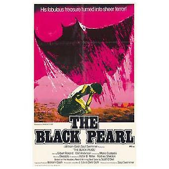 El cartel de la película perla negra (11 x 17)