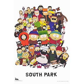 South Park - estilo A Movie Poster (11 x 17)