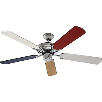 Ceiling Fan SuperStar BC (891 - E) Blue 132 cm / 52