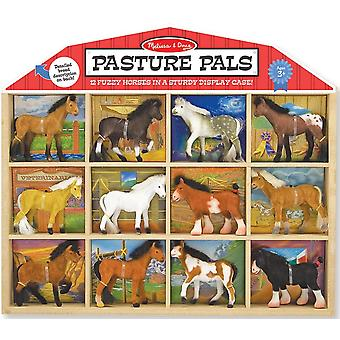 Melissa & Doug Pasture Pals Collectable Horses