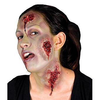 Palmer Agencies Woochie Oozing Wounds Latex Fancy Dress Accessory Halloween