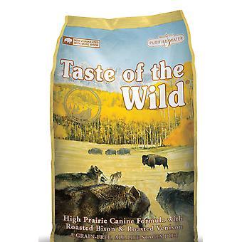Smag af vilde hund høj Prairie stege vildt & Bison 2kg
