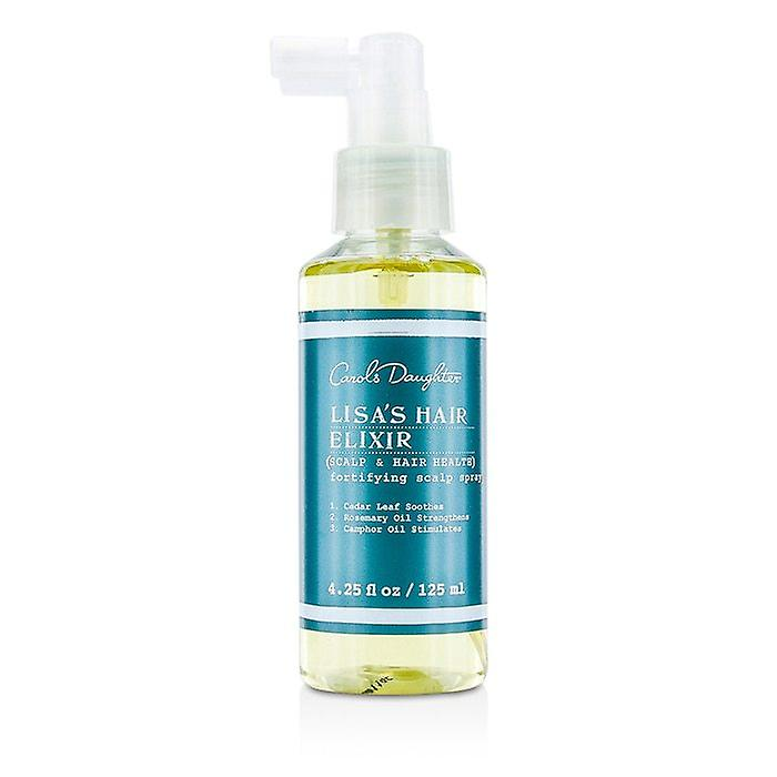 Carol's Daughter Lisas Hair Elixir Scalp & Hair Health Fortitying Scalp Spray 125ml/4.25oz