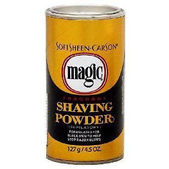 Dark & Lovely Gold Magic Shaving Powder 127 Gr - (Man , Shaving , Foams, Gels and Creams)