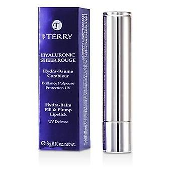 By Terry Hyaluronic Sheer Rouge Hydra Balm Fill & Plump Lipstick (UV Defense) - # 15 Grand Cru - 3g/0.1oz