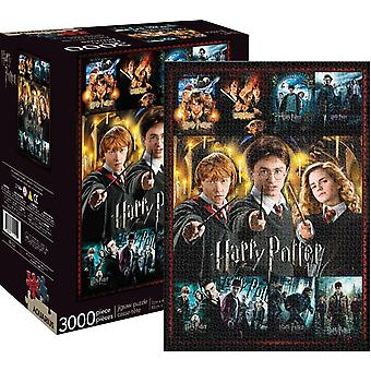 Harry Potter Movie Collection GIANT 3000 piece jigsaw puzzle   1150mm x 820mm   (nm)