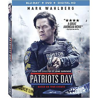 Patriot's Day [Blu-ray] USA import
