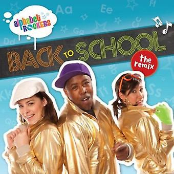 Alfabeto Rockers - ritorno a scuola: importazione USA The Remix [CD]