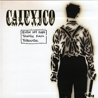 Calexico - selv min Sure ting falder Throu [CD] USA importerer